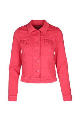 Katoenen jas, Rood