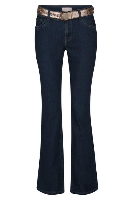 Bootcut jeans - Denim
