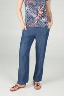 Pantalon fluide inspiration jeans, Denim