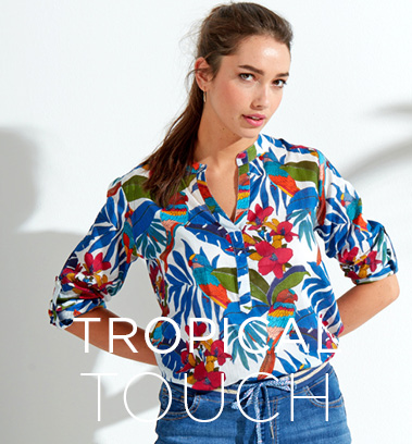 Tropical Touch